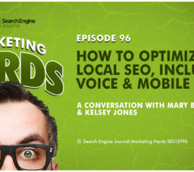 Mary Bowling on How to Optimize for Local SEO, Including Voice & Mobile Search