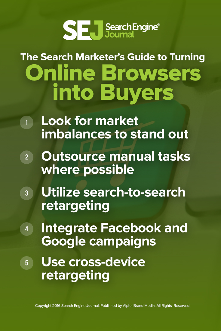 The Search Marketer's Guide to Turning Online Browsers into Buyers