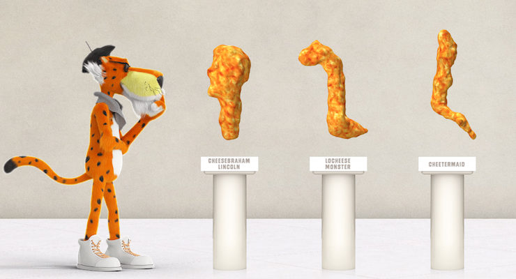 7 Ideas For Better Facebook Contests From Cheetos