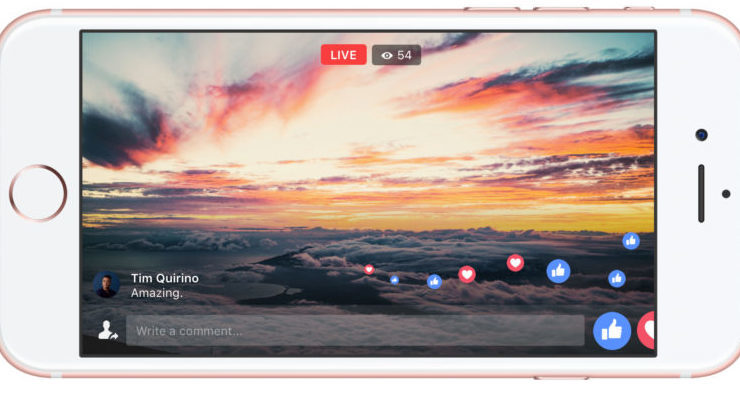 5 Big Facebook Live Updates Marketers Need To Know
