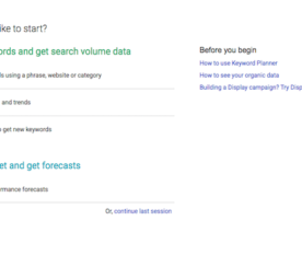 10 Best Google Keyword Planner Alternatives