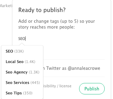 A 12-Step Guide to Growth on Medium | SEJ