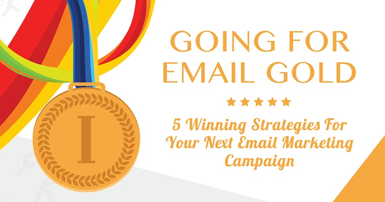 How to Get an Email Marketing Gold Medal