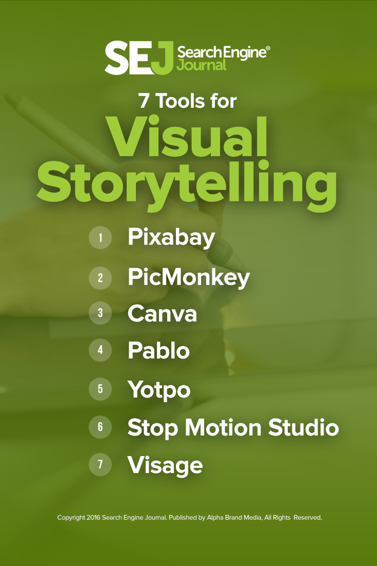 7 Tools for Visual Storytelling