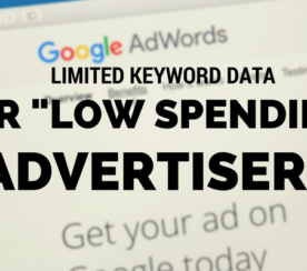 Google's Keyword Planner Tool Providing Limited Data to Low Spending Advertisers