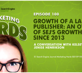 The Growth of SEJ Since 2013 #MarketingNerds