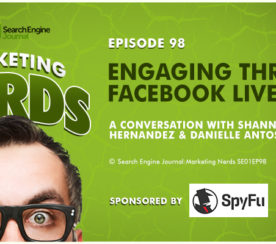 Facebook Live Engagement with Shannon Hernandez #MarketingNerds