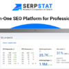 Serpstat: A Multi Tool for SEO Specialists and Marketers