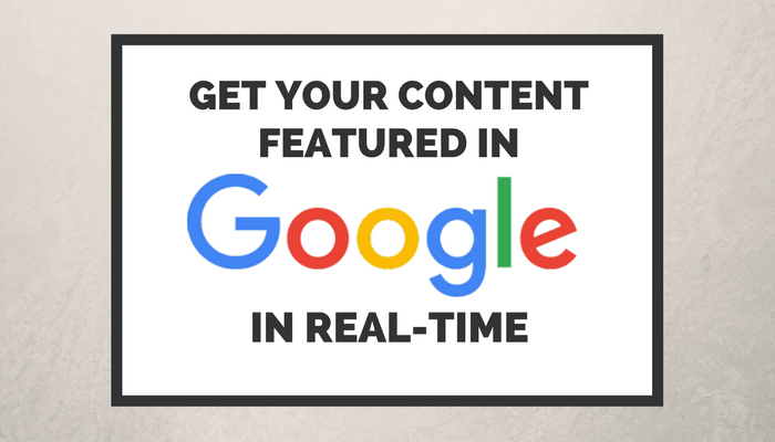 Search Live Coverage Carousel Comes to Google With Real-Time Indexing by @SouthernSEJ
