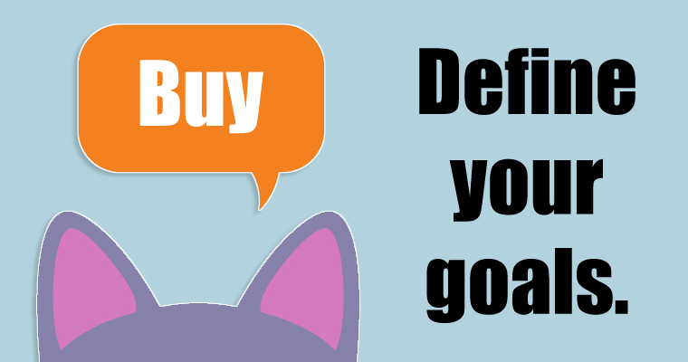 Define your keyword goals