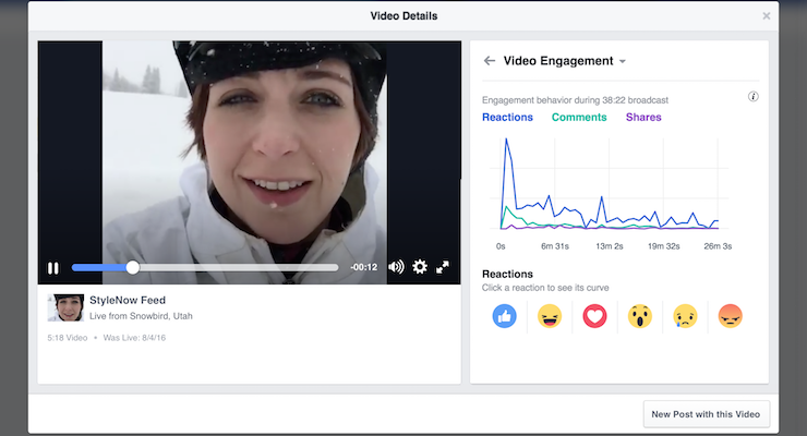 Facebook Gives Marketers 3 New Video Metrics