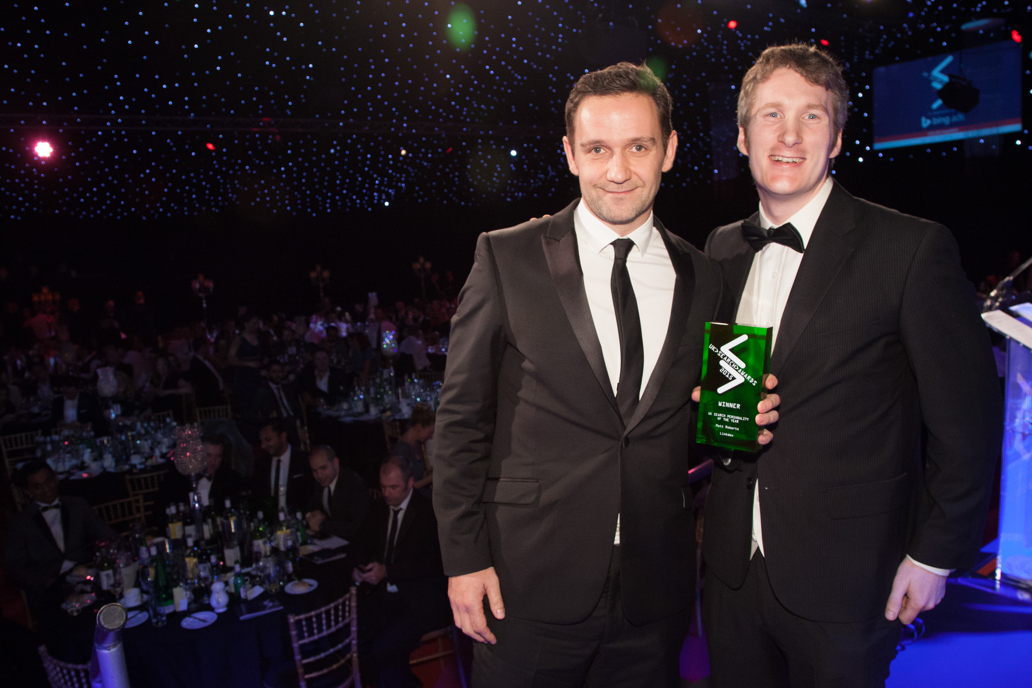 2015 UK Search Awards Search Personality of the Year