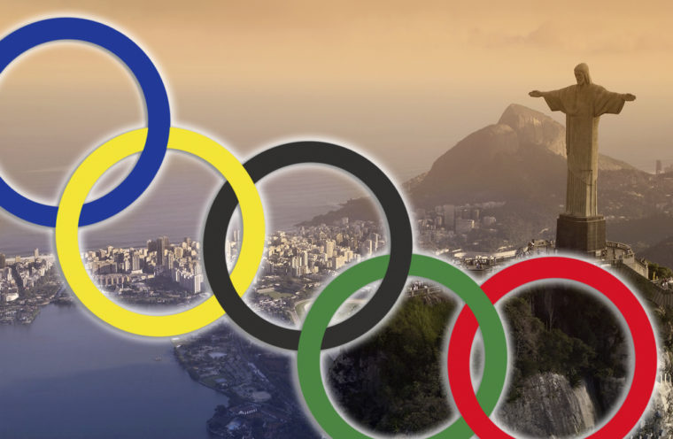The 2016 Olympic Games in Rio de Janeiro, Brazil.
