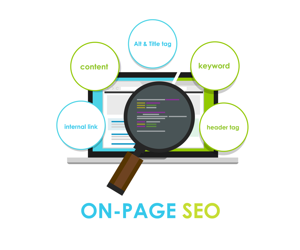 Image result for on page seo