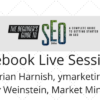 SEJ LIVE: Brian Harnish and Mindy Weinstein on Local SEO & Audience Targeting