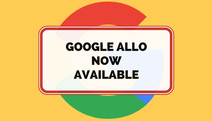Google Allo Available to Download on iOS and Android