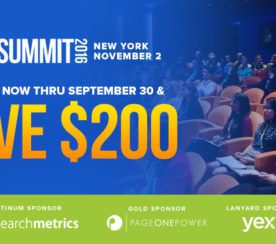 The Complete #SEJSummit NYC Agenda is Out!