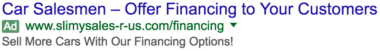 Great B2B Paid Search Ads Have Great Message Match