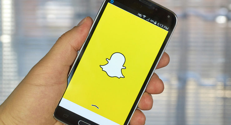 Behavioral Targeting Coming to Snapchat