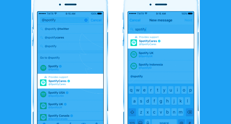 Twitter Launches 3 New Customer Service Tools