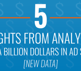 5 Insights From Spending $500m in Ad Spend [STUDY]