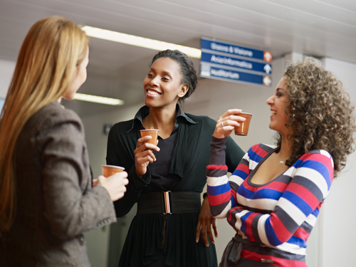 How to be great at networking