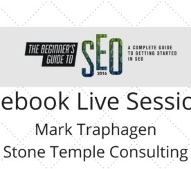 Mark Traphagen Talks The Three Pillars of SEO