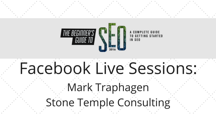 Mark Traphagen Talks The Three Pillars of SEO - Search Engine Journal