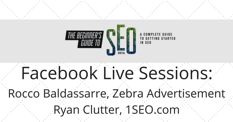 SEJ Live: Rocco Baldassarre & Ryan Clutter on PPC and SEO Tools