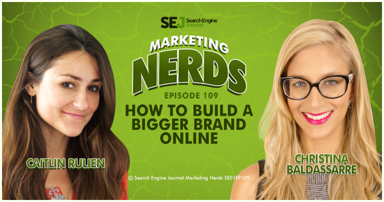 How to Build a Bigger Brand Online with Christina Baldassarre