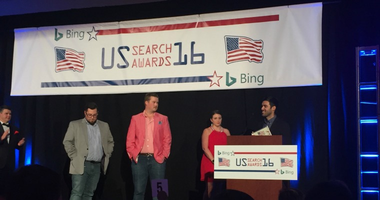 Who Won at The 2016 US Search Awards?