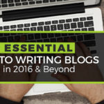 guide to writing blogs sej