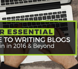 How to Write Blogs That Win: Your Essential Guide