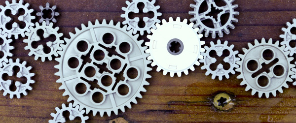 Social Media Nurturing Is Like Gears