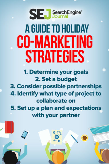 Pinterest Image: A Guide to Holiday Co-Marketing Strategies
