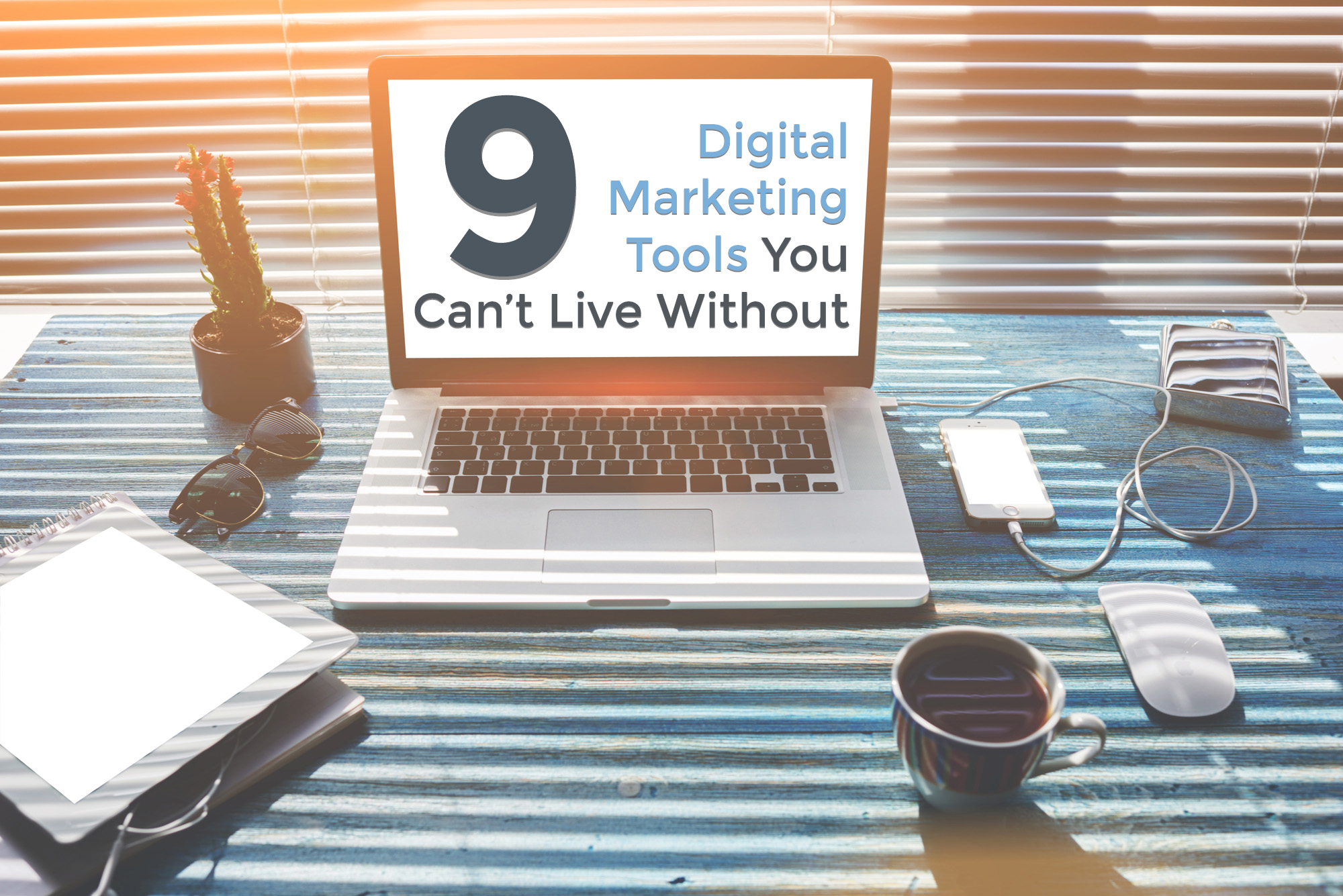9 Digital Marketing Tools You Can't Live Without by @SEOBrock