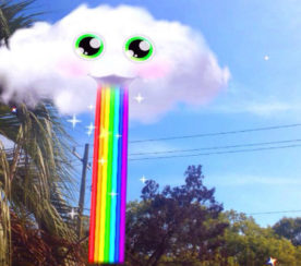 Snapchat Adds World Lenses