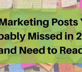 59 Marketing Posts You Probably Missed in 2016 (and Need to Read)