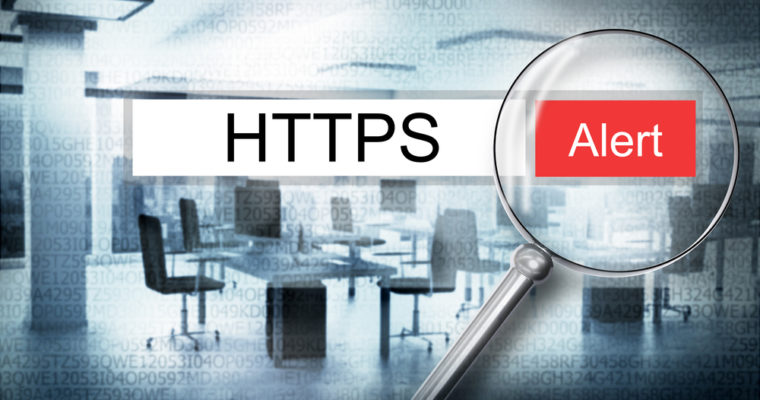 HTTPS Required for Collecting Sensitive Information in Chrome as of January 2017