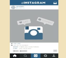 New in Instagram Stories: Stickers and Hands-Free Video Recording