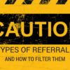 Beware: New Types of Referral Spam & How to Filter Them Out