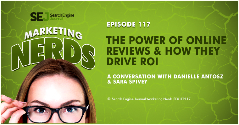 Sara Spivey on the Power of Online Reviews & How They Drive ROI [PODCAST]