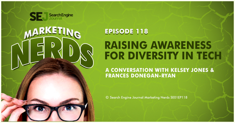 Raising Awareness for Diversity in Tech With Frances Donegan-Ryan [PODCAST]