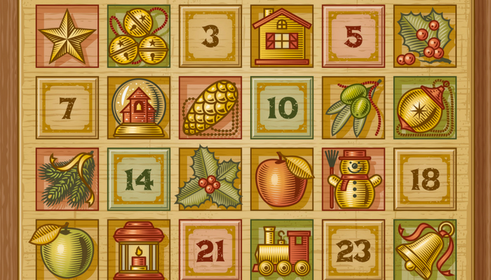 Bing Transforms Its Homepage into a Digital Advent Calendar for December