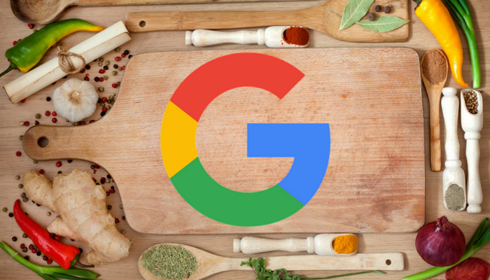 Google Adds Recipe Suggestions to Mobile Search Results