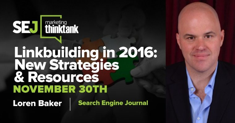 Link Building: Strategies & Resources [Webinar Recap/Podcast]