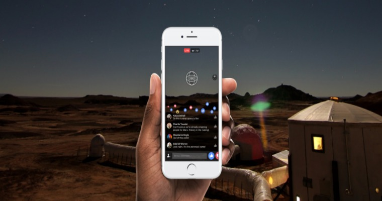 Facebook Introduces Live 360 Videos