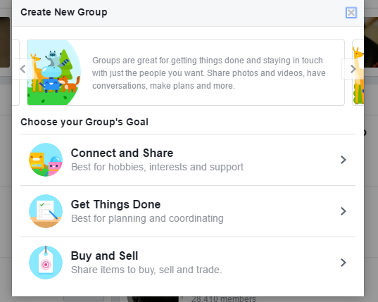 How to Market Through A Brand Facebook Group