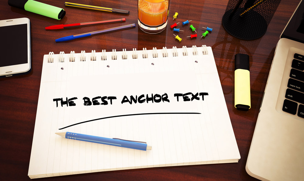 the best anchor text for SEO
