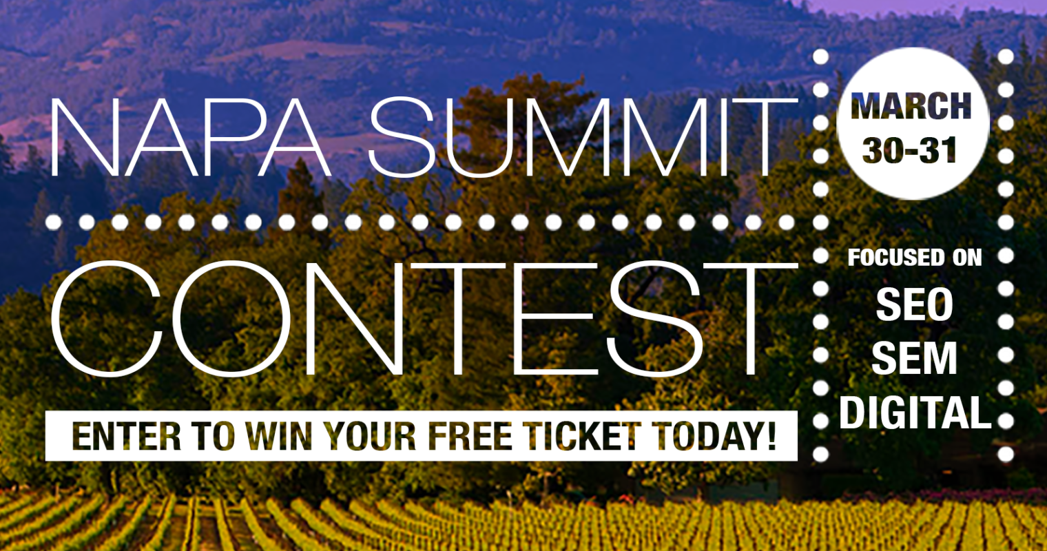 Wine Country Networking: Win A Free Ticket to Napa Summit 2017!
